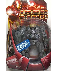 HASBRO 映画版 IRON MAN SERIES 1.5 IRON MONGER OPENING COCKPIT